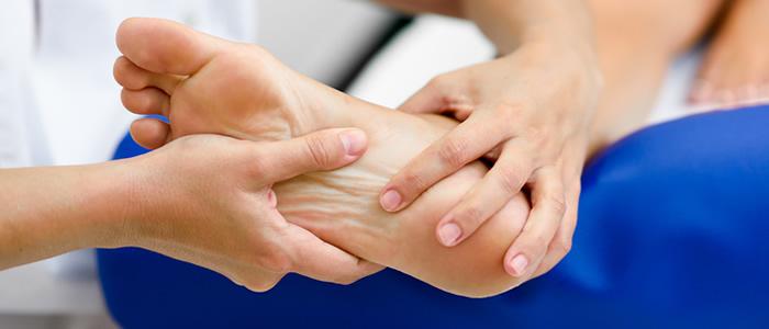 fisioterapia deportiva, esguince tobillo