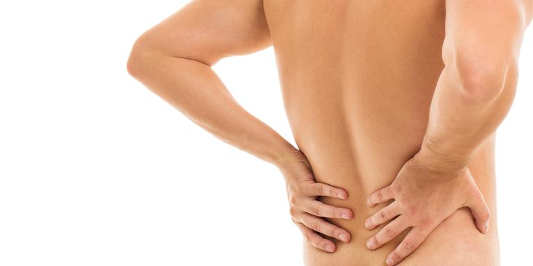 dolor de espalda, ondas de choque
